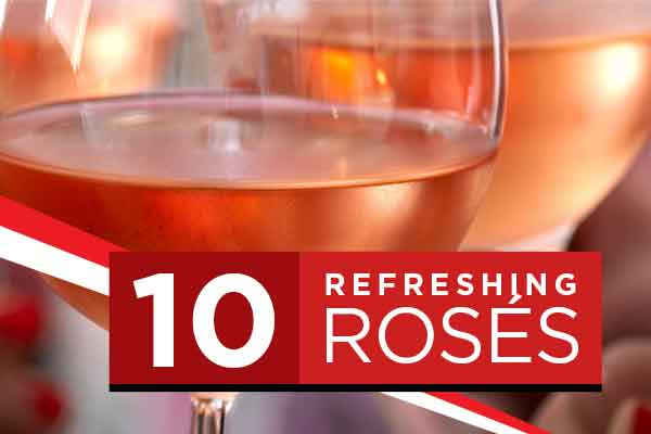 10 Refreshing Rosés - Great deals for summer refreshment | WineDeals.com