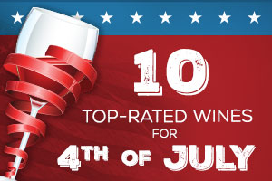 10 Top-Rated American wines for 4th of July weekend! | WineDeals.com
