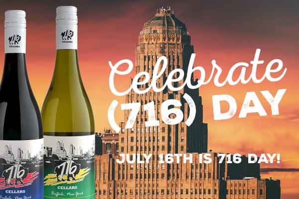 Celebrate Buffalo on 716 Day! | WineTransit.com