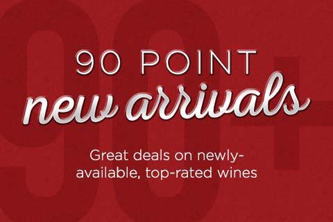90-Point New Arrivals | WineTransit.com