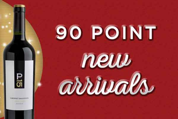 90-point new arrivals at the store | WineTransit.com