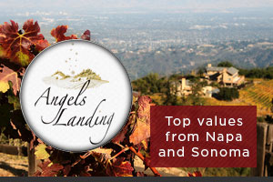 Discover California's Angel's Landing wines | WineDeals.com