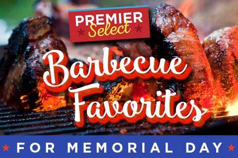 Premier Select BBQ Favorites for Memorial Day | WineTransit.com