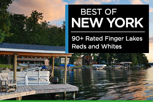 Best of New York - 90+ rated Finger Lakes reds and whites | WineDeals.com