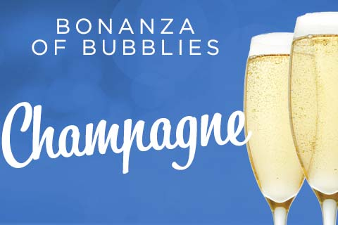 Bonanza of Bubblies - Champagne  | WineTransit.com