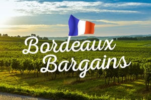 Bordeaux bargain wines | WineTransit.com