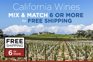 California Wines - FREE Shipping on 6 or more! | WineDeals.com