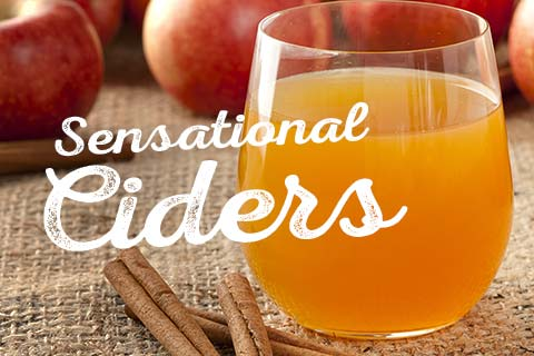Sensation Ciders - Save on some of our favorites! | WineTransit.com