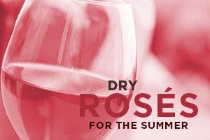 Save up to $4 on dry roses for summer! | WineTransit.com