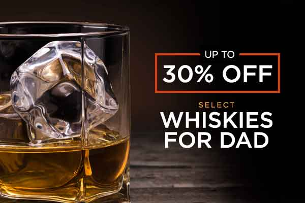 Whiskies for Dad for Father's Day | WineTransit.com