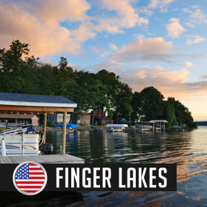 Wines of Finger Lakes at WineDeals.com
