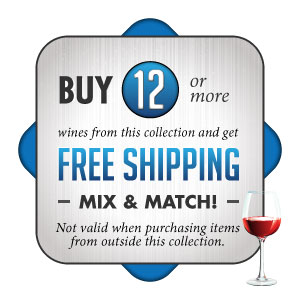 Buy 12 or More, Get FREE Shipping at WineDeals.com