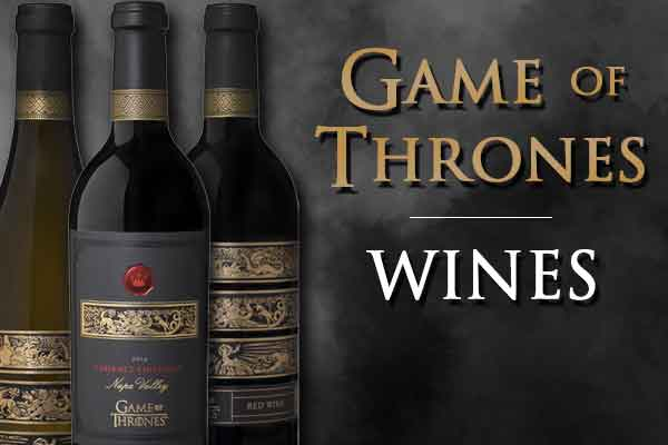 Game of Thrones wines | WineDeals.com