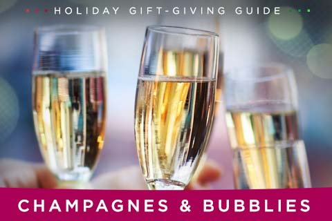 Champagnes and Bubblies for the Holidays | WineTransit.com