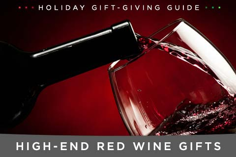 High-End Red Wine Gifts | WineTransit.com