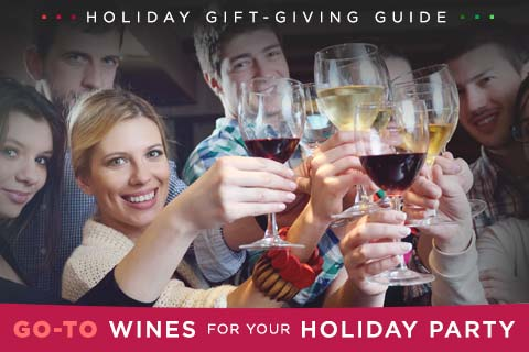 Go-To Wines for Your Holiday Party | WineTransit.com