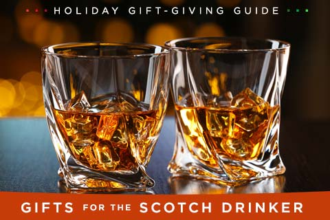 Gifts for the Single-Malt Scotch Drinker | WineTransit.com