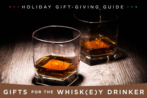 Gifts for the Whisk(e)y Drinker | WineTransit.com