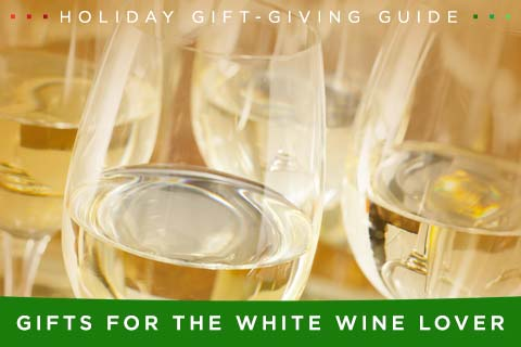 Gifts for the White Wine Lover | WineTransit.com