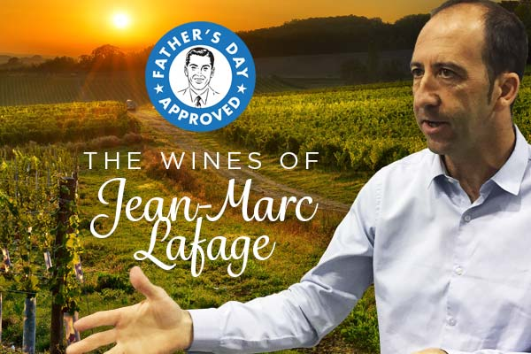 Fathers Day Gift Guide: Jean-Marc Lafage Wines | WineTransit.com