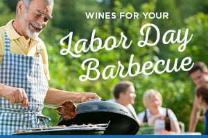 Save up to $8 on Wines for your Labor Day BBQ   WineTransit.com