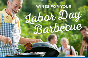 Save up to $8 on Wines for your Labor Day BBQ | WineTransit.com