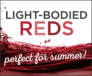 When the temperature rises and there's more opportunity to entertain outside, sometimes full-bodied, high alcohol reds can become fatiguing to drink.  Try some of these lighter, refreshing examples as a great alternative. | WineTransit.com
