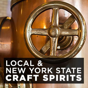 Local and New York State Craft Spirits at WineTransit.com