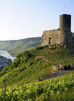 The Mosel River - A Gem for Wine in Germany