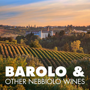 Barolo and Nebbiolo Wines at WineDeals.com