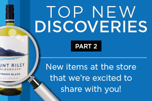 Save on More Top New Discoveries at Premier | WineTransit.com