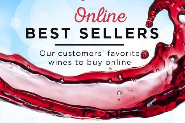 10 Online Best Sellers | WineDeals.com