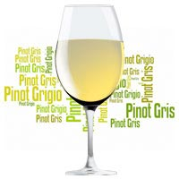 Pinot Grigio (Pinot Gris) Wines