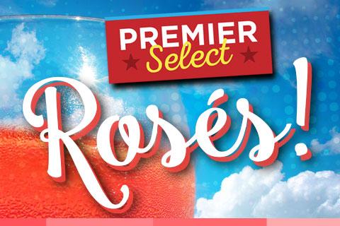 Premier Select Roses   WineTransit.com