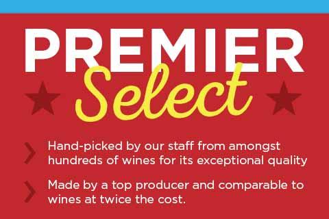 Shop Premier Select Wines | WineTransit.com