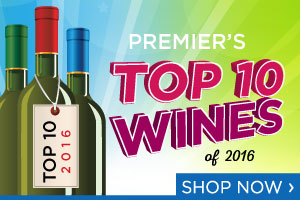 Premier's Top 10 Wines for 2016 | WineTransit.com