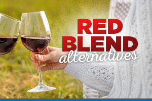 Save up to $5 on Red Blend Alternatives | WineTransit.com