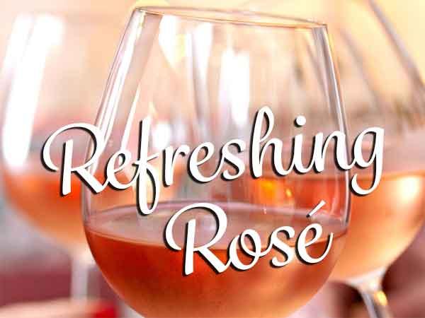 Rose Tasting at WineDeals.com