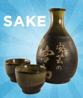 Sake Wine at WineTransit.com