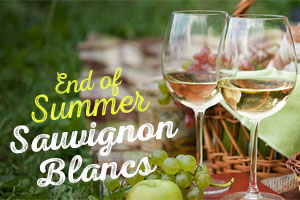 End of Summer Suavignon Blancs | WineDeals.com