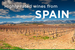Save on highly-rated wines of Spain | WineTransit.com