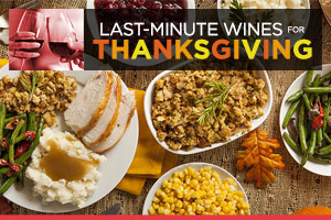Last-Minute Wine Ideas for Thanksgiving | WineTransit.com