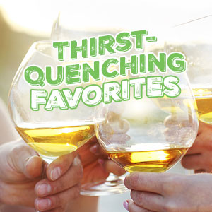 Thirst-Quenching Favorites at WineDeals.com