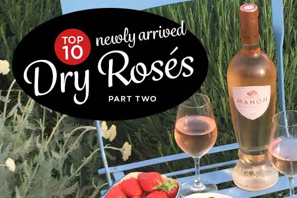 Top 10 Newly Arrived Dry Roses Part 2 | WineMadeEasy.com