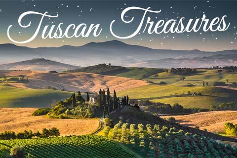 Tuscan Treasures | WineTransit.com