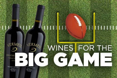 Vermeil Wines for the Big Game | WineTransit.com