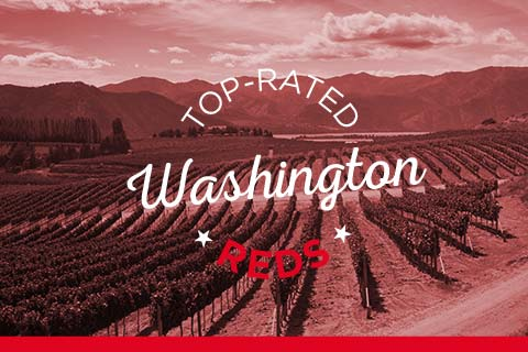 Top-Rated Washington State Red Wines | WineDeals.com