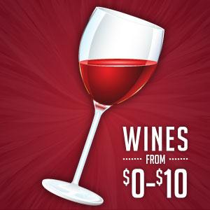 Wines Under $10 at WineMadeEasy.com