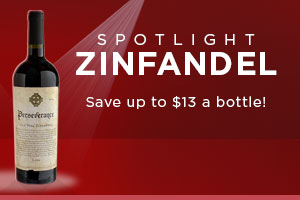 Spotlight: Zinfandel - save up to $13! | WineTransit.com
