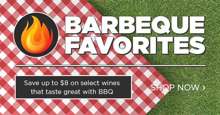 Barbecue Favorites: Great Wines for Grilling Seaosn.